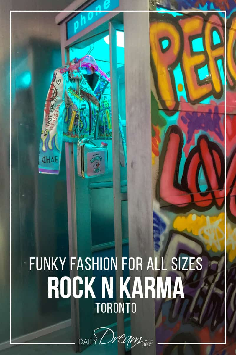 A Canadian Fashion Design team dedicated to a comfortable, funky, Rock 'n Roll style for all sizes! That's the magic behind the Rock 'N Karma brand. Located in Toronto Ontario this store is bound to add a little spunk to your fashion style! | #Canadian #Fashion #RockNKarma #Style |