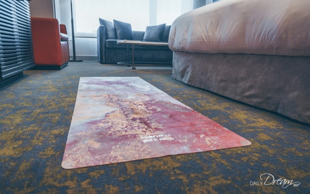 Designer yoga mats and accessories by Sugarmat