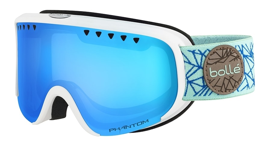 Bolle Scarlett womens ski goggle with phantom lens