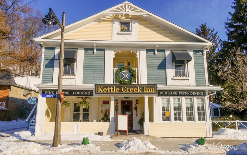 Kettle Creek Inn Perfect for Cozy Weekend Escapes