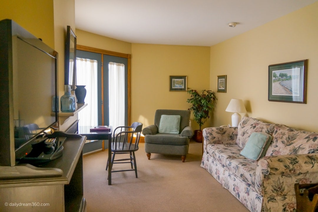 One bedroom suite Kettle Creek Inn Perfect for Cozy Weekend Escapes