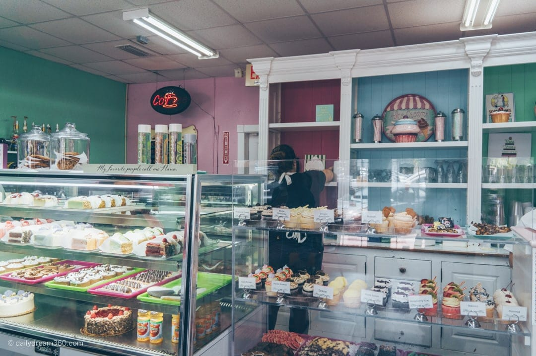 Inside Nana Teresa's Bake Shop