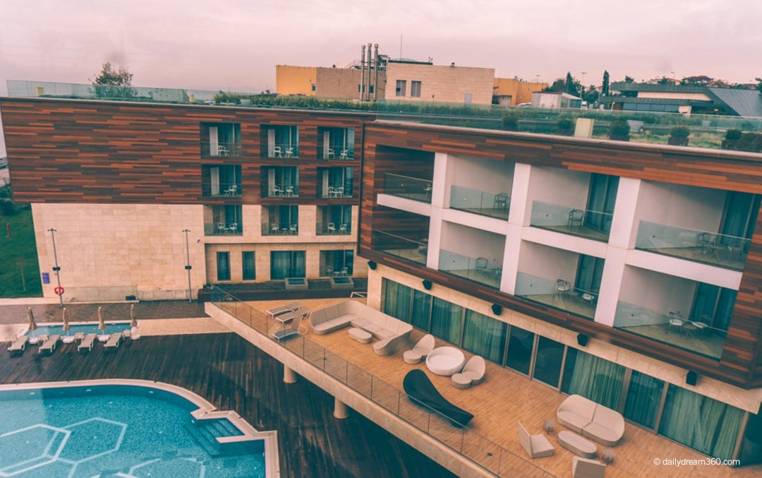 Crowne Plaza Florya Istanbul hosts a Turkish Airlines Layover
