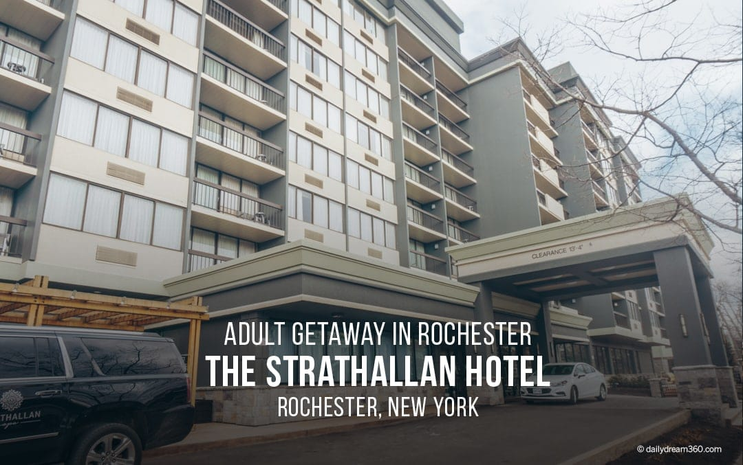 The Strathallan Hotel Rochester - A DoubleTree by Hilton