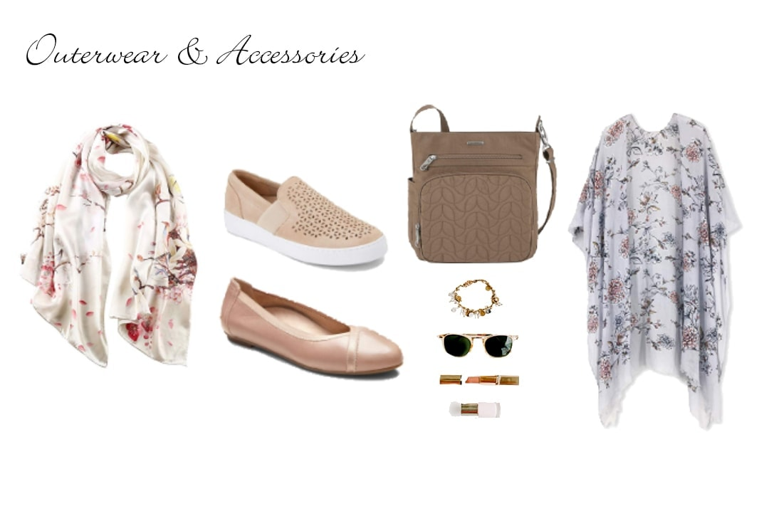 What to Wear in Istanbul Packing List - Accessories