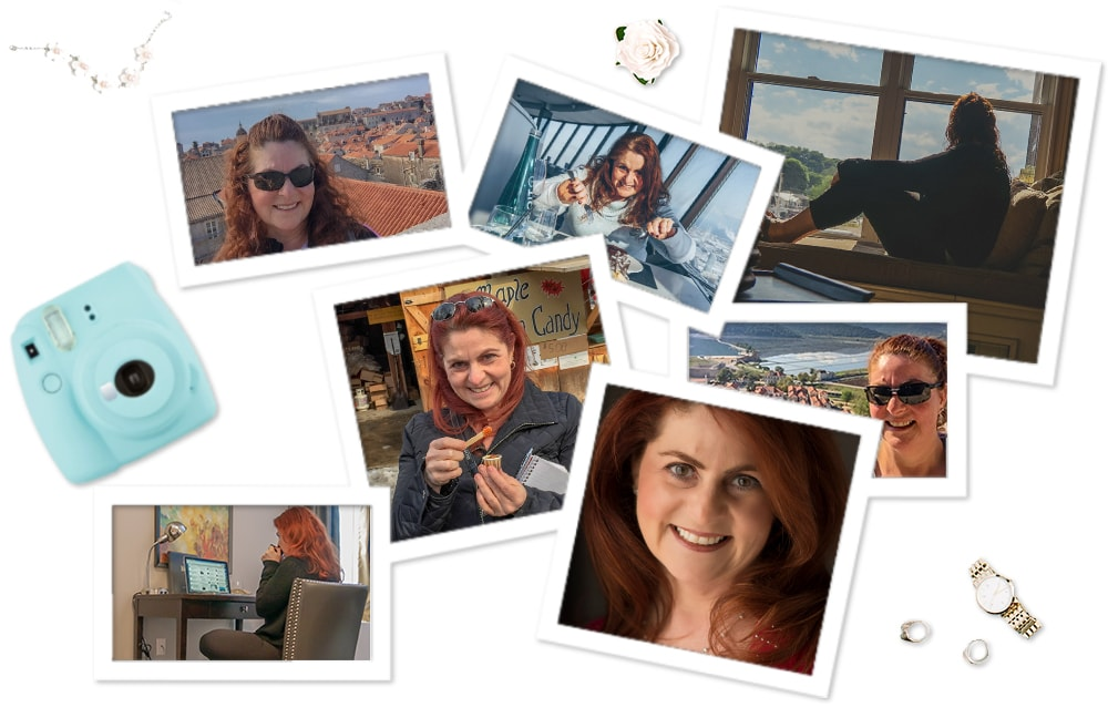 Sharon Mendelaoui founder and creative director of Daily Dream 360 website, numerous pictures