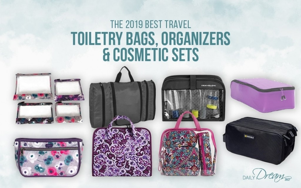 Best toiletry bags review