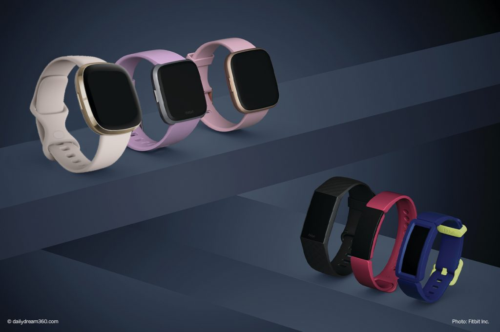 Latest Fitbit models and comparison