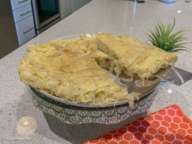 Can You Mix Cabbage and Eggs? Try this Cabbage Frittata