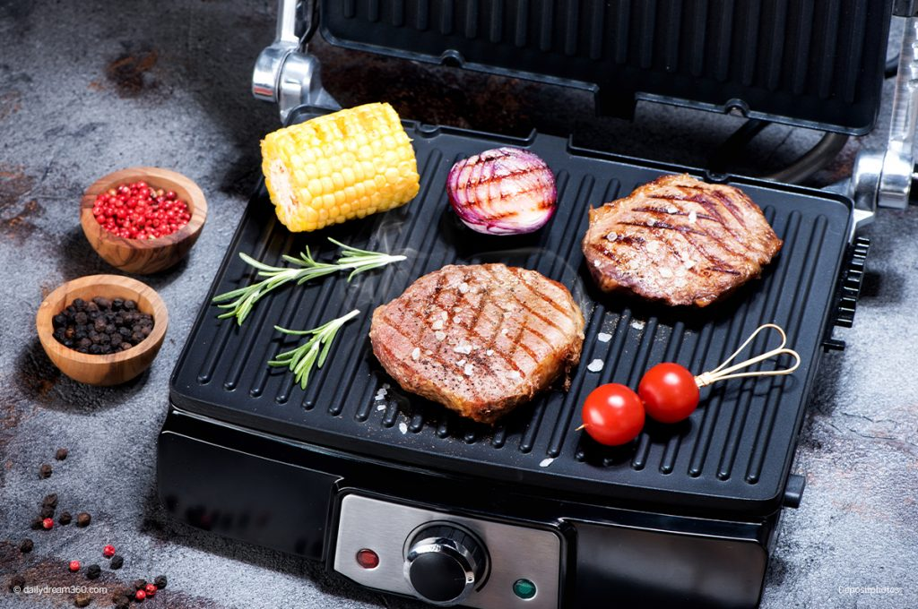 Best Indoor Grills for Your Small Space Summer BBQ