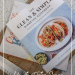 Stack of cookbooks with text How to Detox Sugar with the Best Books on Quitting Sugar (pin image)