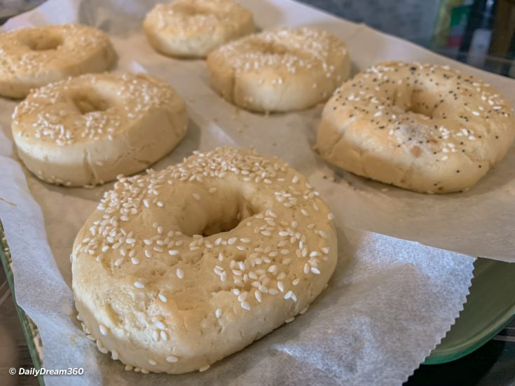 How to Make Weight Watchers 2-Ingredient Dough for Bagels