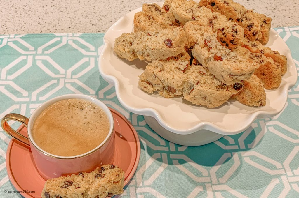 Keto, Low Carb, Sugar-Free Biscotti Recipe with Carbquik®