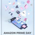Phone with gifts flying out and text Prime Day How to prepare for the day and deals you don't want to miss
