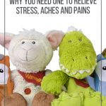 Magic Bag kids collection and text: What is a Magic Bag? How to use it to Relieve Stress, Aches and Pains