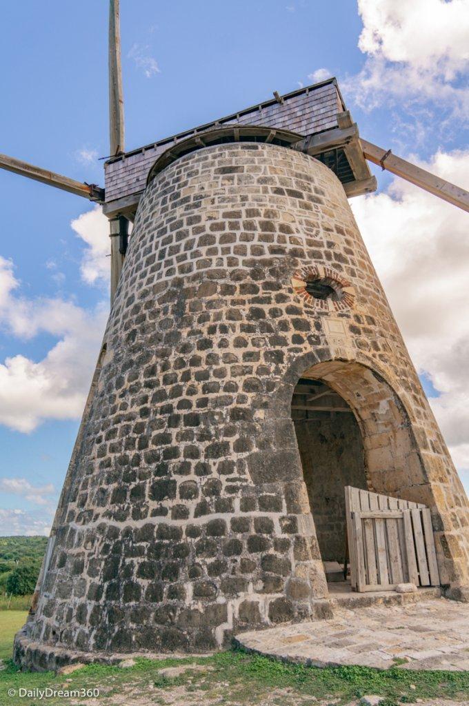 Sugar Mill museum Antigua