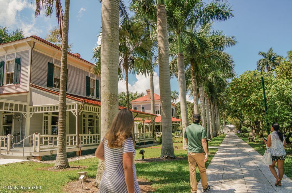 Edison and Ford Winter Estate Fort Myers Florida