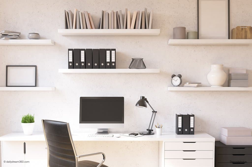 7 Day Declutter Challenge: Day 7 Declutter Your Home Office