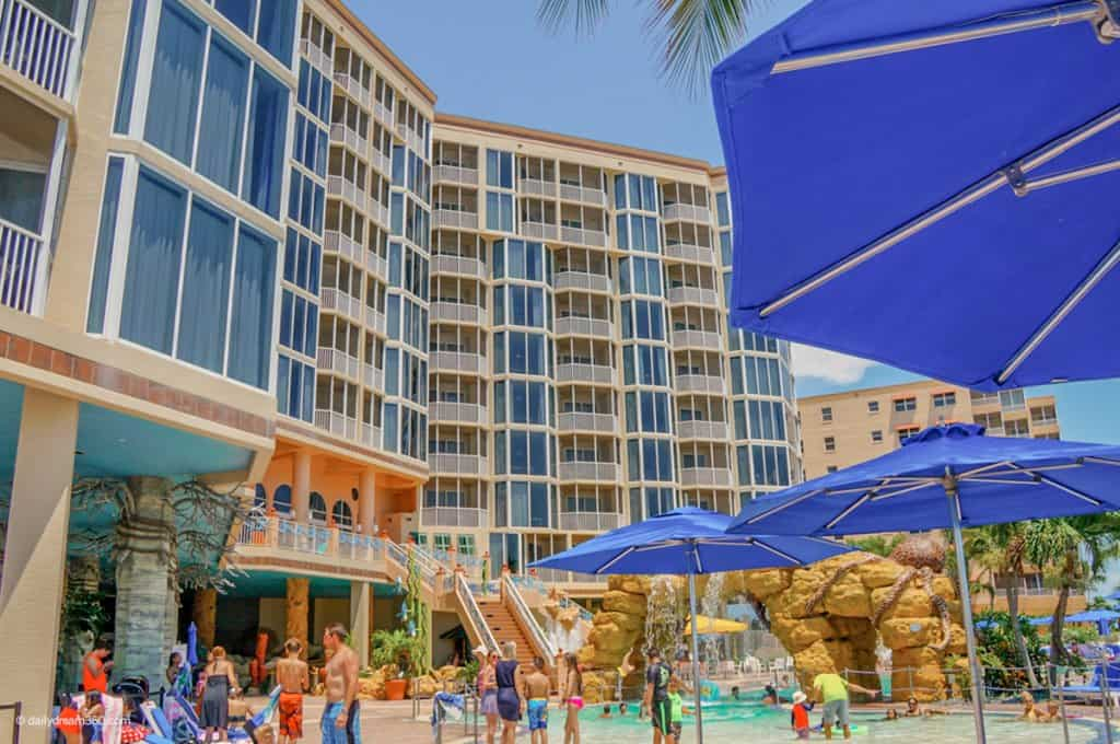 A Fort Myers Beach Favourite Hotel the Pink Shell Beach Resort