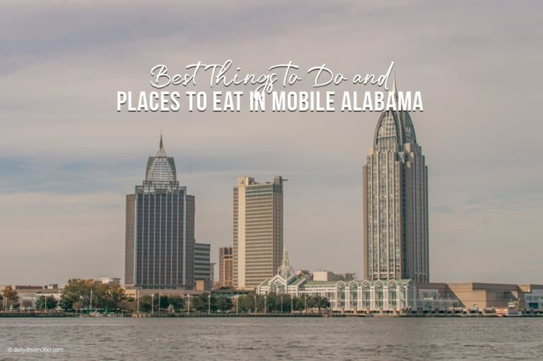 Best Things to Do and Places to Eat in Mobile Alabama