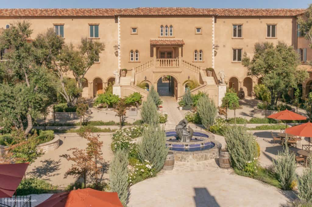 Spiritual Retreat at Allegretto Vineyard Resort Paso Robles California