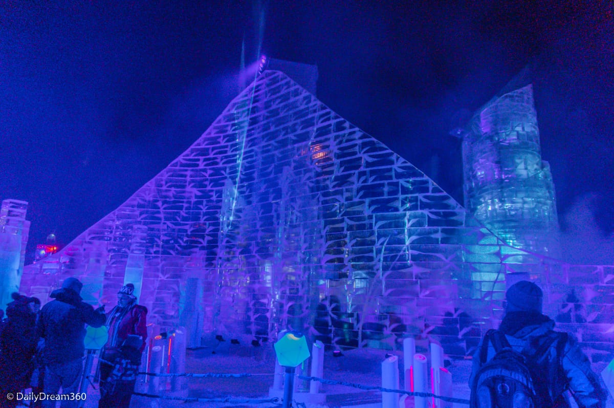 Things to Do during the Quebec Winter Carnival