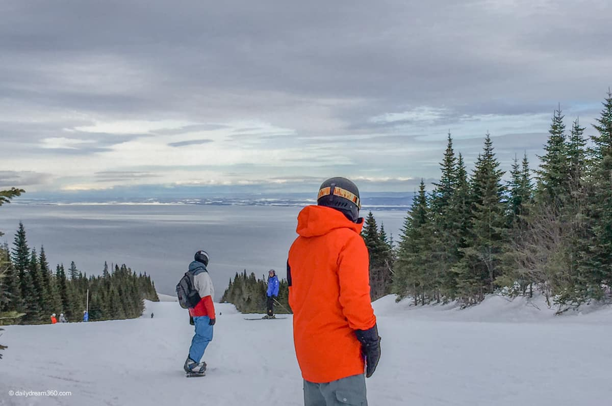 Things to do in Charlevoix Quebec During a Winter Getaway