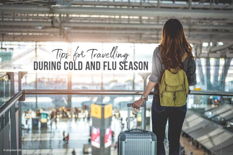 Tips for Travelling During Cold and Flu Season