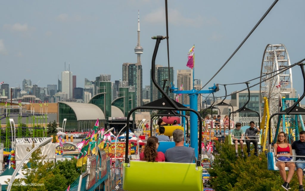 Things to do at the CNE