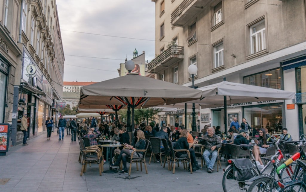 Where to Eat and Drink in Zagreb Croatia