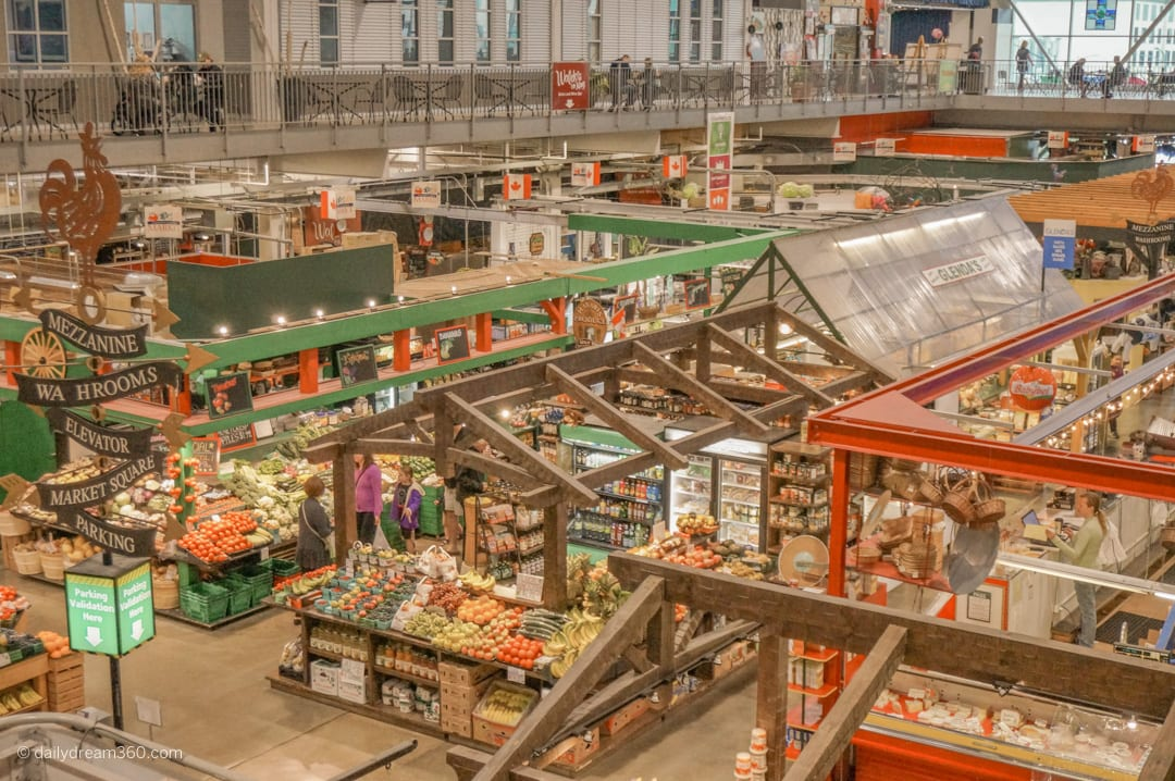 covent Market in London Ontario