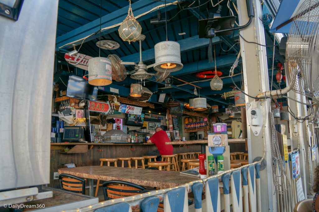 Pete's Time Out grill Fort Myers Beach