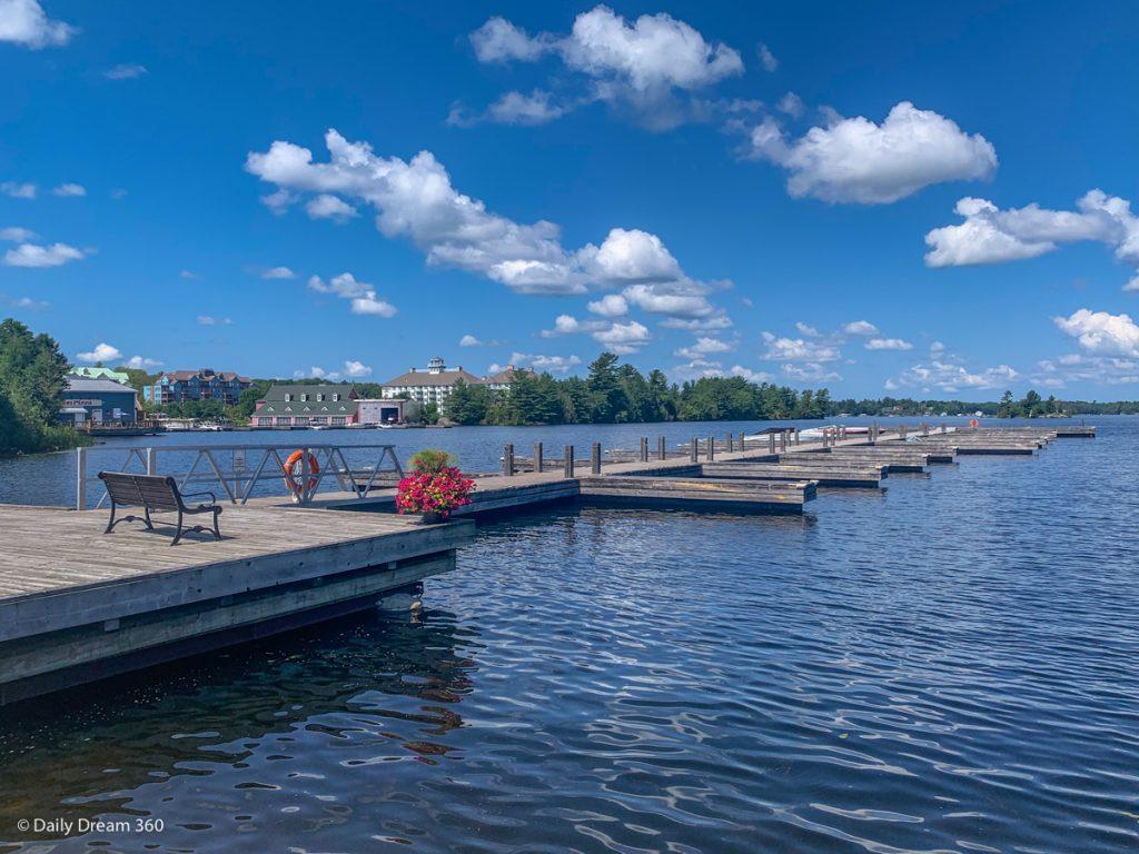 Gravenhurst waterfront