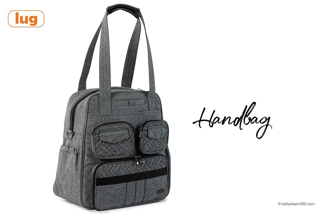 Lug Puddle Jumper Handbag Review
