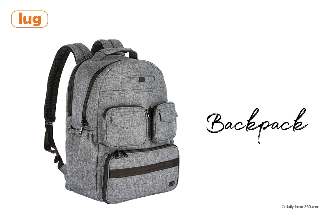 Lug Puddle Jumper Backpack Review