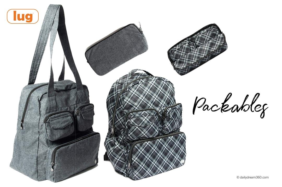 Lug Puddle Jumper Packables Review