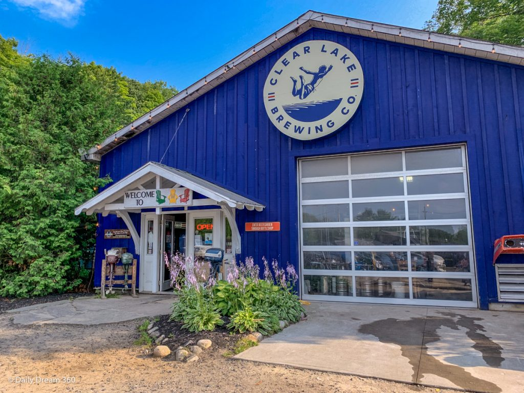 Clear Lake Brewing Company Muskoka