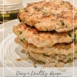 Recipe: Ground Turkey and Zucchini Burgers or Meatballs