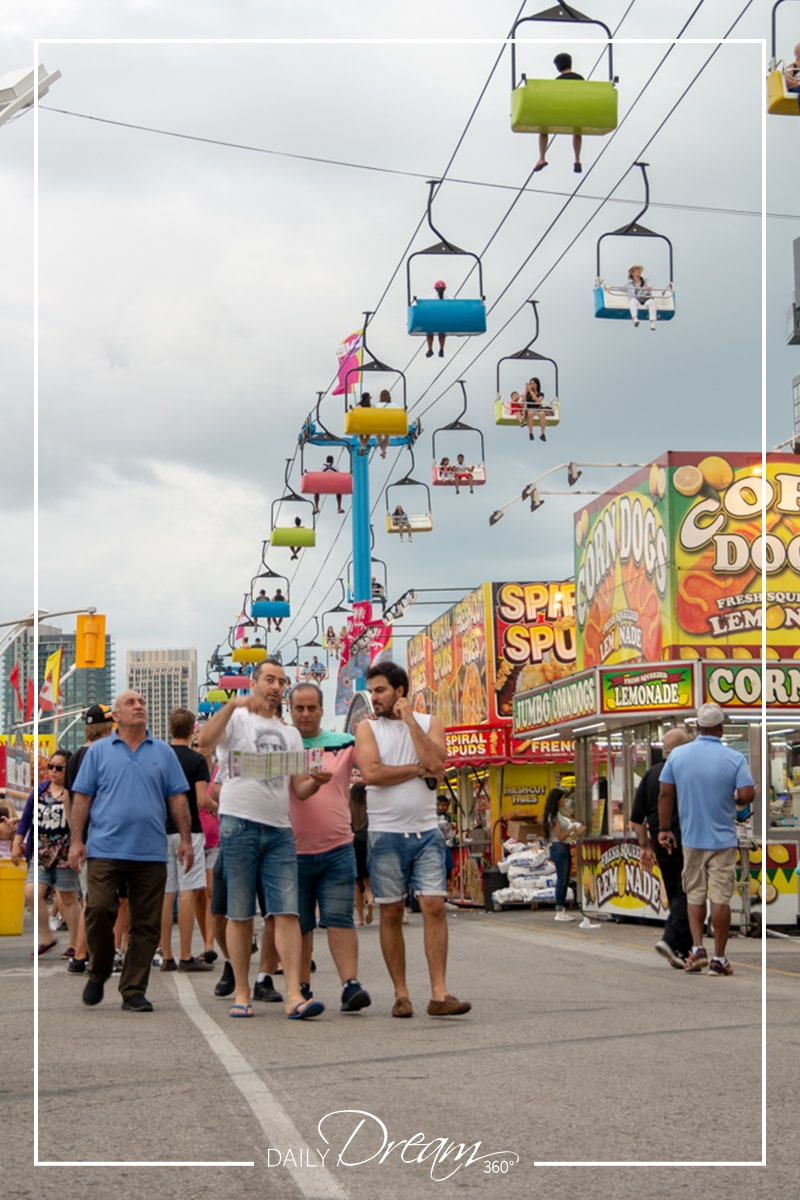 It is time to celebrate the Canadian National Exhibition and in this post, I have a list of things to do at the CNE 2019. There is so much to do and see at the Toronto Exhibition this year including the famous CNE Buildings, great exhibits, popular shows and of course the CNE Midway.