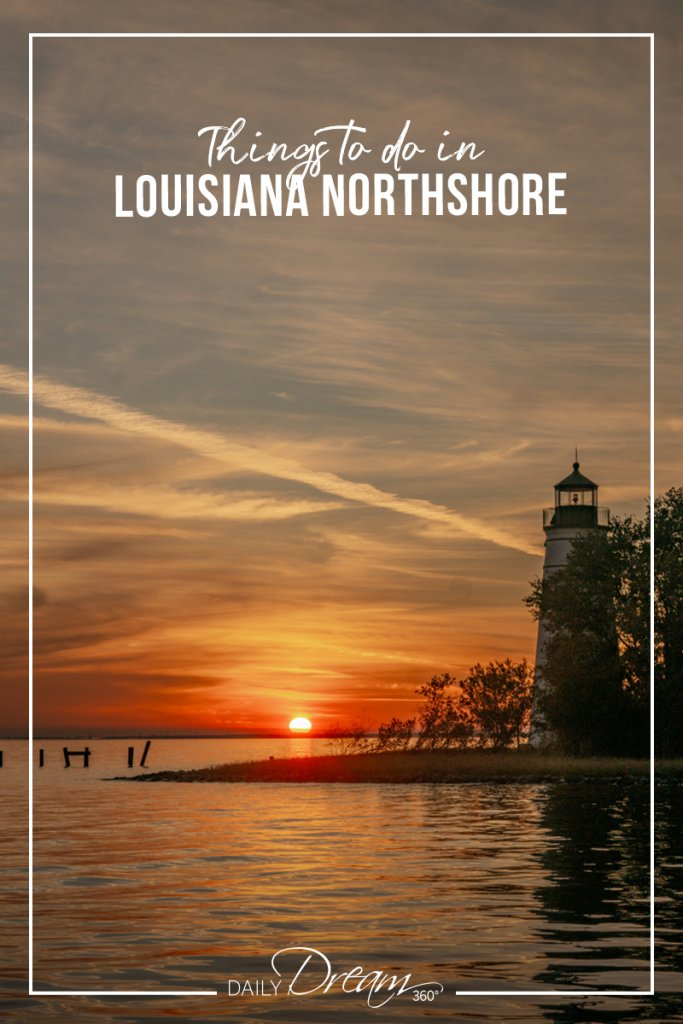 Sunset at the Tchefuncte River Lighthouse