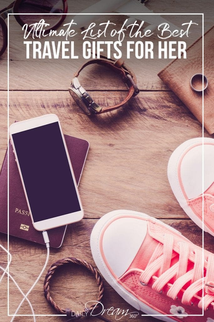 Ultimate list of the Best Travel Gifts for her