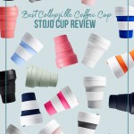 stojo pocket sized cups scattered Best Collapsible Coffee Cup Stojo Cup review