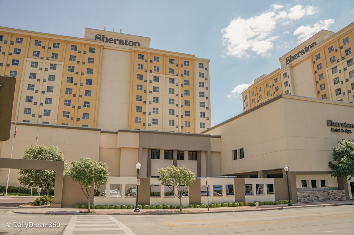 Sheraton Fort Worth Hotel