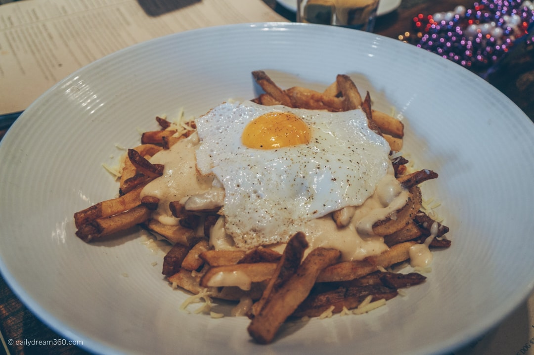 Brunch at Social Southern Table & Bar Lafayette Louisiana