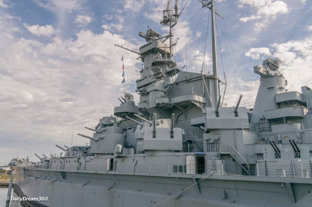 The Mighty A USS Alabama