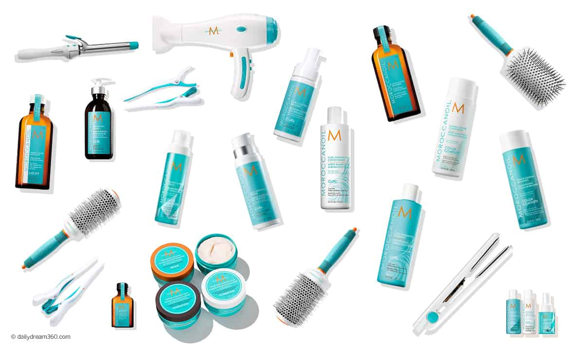 How to Use MoroccanOil on Curly Hair