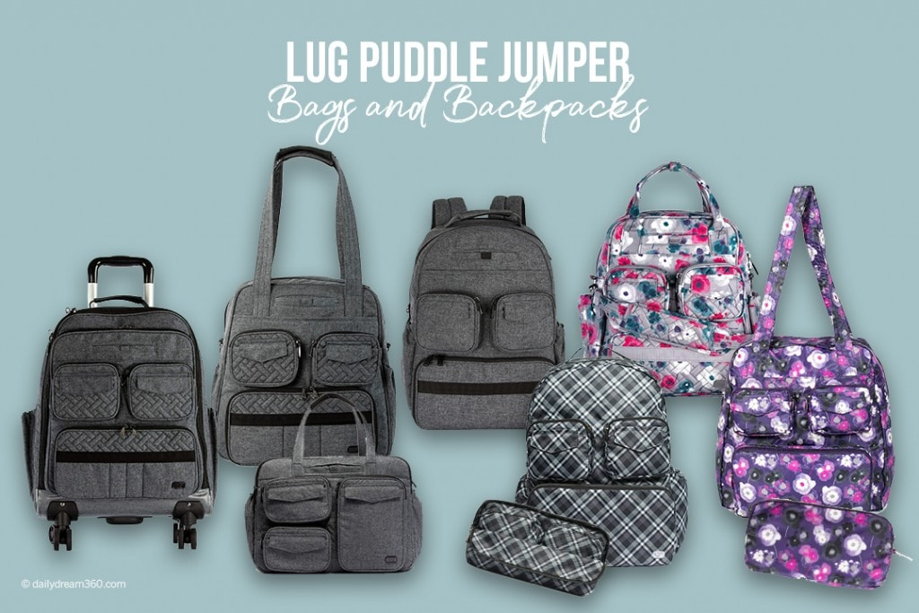 The many styles of the Lug Puddle Jumper